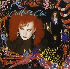 CULTURE CLUB :WAKING UP WITH THE HOUSE ON FIRE remastered   - CD New Sealed