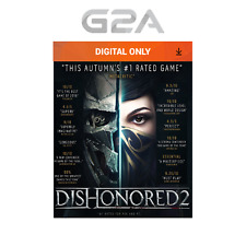 Dishonored 2 II Key [18+ Action PC Game] STEAM Download Code [EU] NEW [Assassin]
