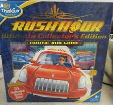 Rush Hour Ultimate Collector's Edition Traffic Jam Game sealed New.