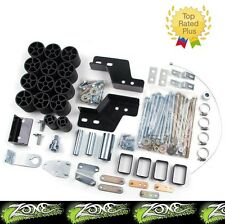 """2004-2005 Ford F150 Zone Offroad 3"""" Body Lift Kit 2WD/4WD Crush Rating 60K LBS!"""