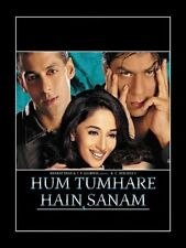Hum Tumhare Hain Sanam - Shahrukh Khan, Salman Khan  bollywood hindi movie dvd