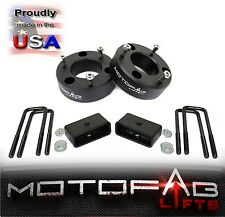 "3"" Front and 1"" Rear Leveling lift kit for 2007-2015 Chevy Silverado Sierra GMC"
