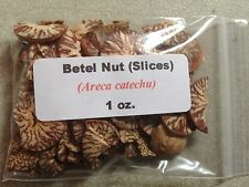 1 oz. Betel Nut Slices (Areca catechu)