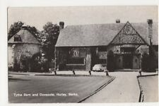 Tythe Barn & Dovecote Hurely RP Postcard, B419
