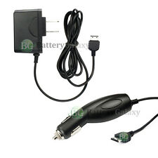 HOME+CAR CHARGER CELL PHONE FOR SAMSUNG SGH-A767 PROPEL
