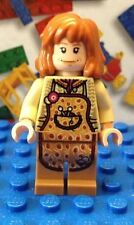Lego Harry Potter Molly Weasley minifigure 4840 The Burrows