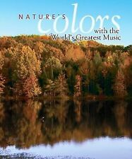 Nature's Colors With The World's Greatest Music ( Blu-ray Disc ) Music / Nature