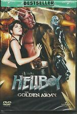 Hellboy. The Golden Army (2008) DVD