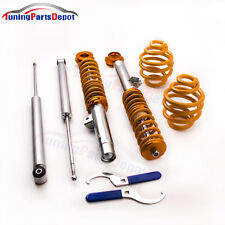 COILOVER for BMW E46 TOURING 3 SERIES ADJUSTABLE SUSPENSION NEW COILOVERS TPD
