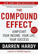 The Compound Effect by Darren Hardy, (Paperback), Vanguard Press , New, Free Shi