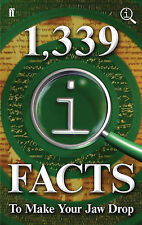 1,339 QI FACTS TO MAKE YOUR JAW DROP / JOHN LLOYD 9780571308941