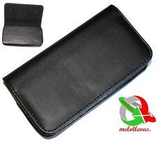 Funda para LG NEXUS 4 E960 Google, Cuero con clip, Para cinturon Calidad