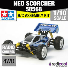 58568 Tamiya Neo Scorcher Buggy 4x4 tt-02b 1/10th R/C RC 1/10 Buggy