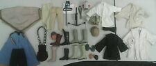 Star Wars 12 inch 1/6 Lot of Weapons, Gear, Boots
