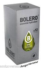 Bolero Drinks - Kiwi - 12 Beutel für 18 Liter Erfrischungsgetränk