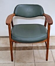 MCM Captains Chair  Mid Century Modern Danish Lounge Adrian Pearsall style