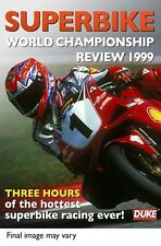 World Superbike Championship review 1999 (New DVD) Fogarty Slight Haga Chili