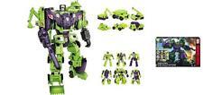 """Transformers Combiner Wars HUGE 18"""" TITAN Class DEVASTATOR Figure SET UNOPENED"""