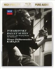 NEW - Tchaikovsky: Ballet Suites [Blu-ray Audio] by Wiener Philharmoniker