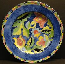 PTS International Fantasia Salad Plate Multiples Available Interiors