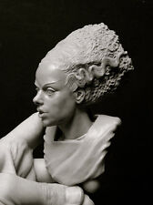The Bride  bust sculpted by Jeff Yagher  1/4 scale resin model kit
