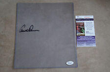 ARNOLD PALMER SIGNED 8X10 PHOTOGRAPH HOLDER JSA CERTIFIED AUTOGRAPH MASTERS