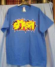 Gamer #3 T-shirt, Nerd Block, Super Smash Brothers - Nintendo, Cotton, Large