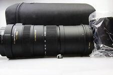 Sigma EX 150-500mm F/5.0-6.3 APO HSM DG OS Lens Canon. 68
