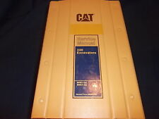 CAT CATERPILLAR 320C EXCAVATOR SERVICE SHOP REPAIR BOOK MANUAL S/N BPR BRX