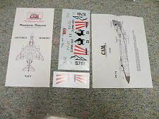 CAM decals 1/32 32-005  Phantoms Forever F-4B/C/J/N and S  VF-74   N153