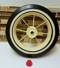 NEW Radio Flyer Trike Replacement Rear Wheel Kit Tricycle Model 33 34 Tire Spoke