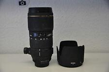 Sigma EX HSM  Apo 70-200mm 2.8 Objektiv für Nikon mit 1Jahr Gewährleistung