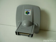 ►►►► NINTENDO N64 / Transfer Pak [ Model No. NUS-019 ]