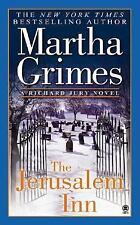 Jerusalem Inn (Richard Jury Mystery) Grimes, Martha Mass Market Paperback