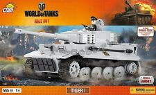 blocks Cobi Toys Tiger I Tank 3000 World of Tanks panzer Small Army bricks