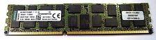8GB Kingston KVR1066D3Q8R7S/8G Server Memory Registered wParity,DDR3 SDRAM Green