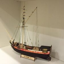 Royal Holland Yacht 1/80 12'' Wooden Ship model Kits Sailing Ship Free post
