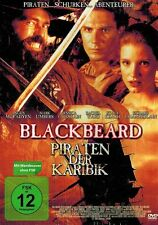 DVD NEU/OVP - Blackbeard - Piraten der Karibik - Richard Chamerlain