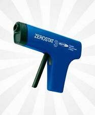 Milty Pro Zerostat 3 Anti Static Gun. Pistol for use with CDs, LPs, Vinyl. DECO
