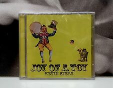 KEVIN AYERS - JOY OF A TOY CD REMASTERED NUOVO SIGILLATO NEW SEALED