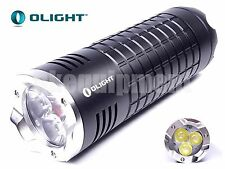 Olight SR Mini II 3x Cree XM-L2 18650 3200lm Flashlight SRMini
