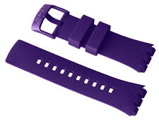 "ORIGINALE Swatch Touch Bracciale ""SWATCH TOUCH Purple"" (asurv 100) MERCE NUOVA"