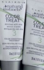 Lot of 2 Clairol Natural Instincts Once a Week Color Treat Conditioner