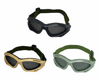Tactical Equipment Paintball Metal Wire Mesh Airsoft Goggles for Eye Protection