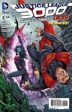 Justice League 3000 (2014-2015) #2