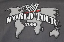 XXL WWE World Wrestling Entertainment World Tour 2006 CREW