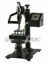 New Model Cap HEAT PRESS with Cap Mounting Clamp