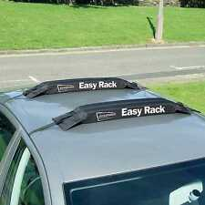 STREETWIZE EASY RACK SOFT ROOF RACK UNIVERSAL SURF KAYAK CARRIER INFLATABLE