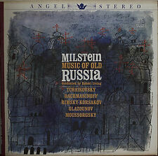 NATHAN MILSTEIN: Music of Old Russia-NM1963LP ANGEL BLUE LABEL