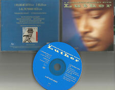 LUTHER VANDROSS Ultra rare 1994 SAMPLER 3TRX PROMO Radio DJ CD Single USA MINT